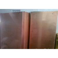 供应锡黄铜板 进口黄铜雕刻板 拉丝黄铜板