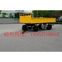 短途运输专家平板拖车