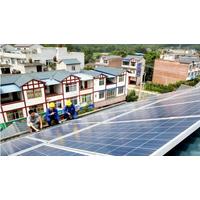供应山西家用2kw太阳能发电 家庭光伏发电价格
