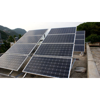山西屋顶光伏发电并网系统5kw 太阳能电池板价格