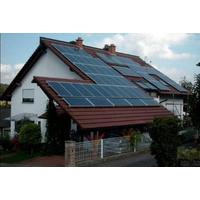 热销山西太阳能光伏发电控制系统6KW 屋顶小型光伏电站