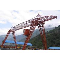河南大方重型机械有限公司供应倒三角花架梁门式起重机