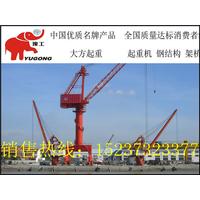 河南大方重型机械有限公司供应HGQ型港口门座起重机