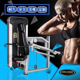 专业生产健身房专用三头肌训练器 大型商用健身器材