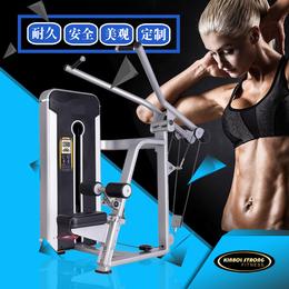 专业生产健身房专用 高拉背训练器 大型商用健身器材 健身器材