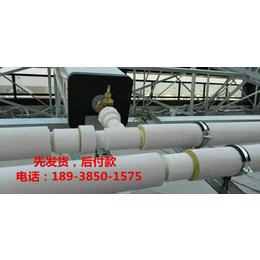 阳江32乘60ppr保温热水管厂家柯宇不弯曲不变形抗老化