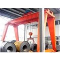 河南大方重型机械有限公司供应MHZ型抓斗葫芦门式起重机