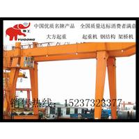 河南大方重型机械有限公司供应A型10t双梁吊钩门式起重机