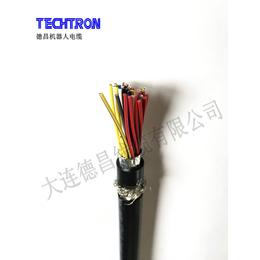 德昌线缆环保美标UL21088系列低烟无卤多芯屏蔽电线高温线