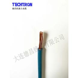 德昌线缆 环保美标UL3386低烟无卤电子线 低压高柔