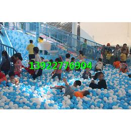 福建漳州大型海洋球池厂家儿童室内游乐设备万人波波球厂家质量好缩略图