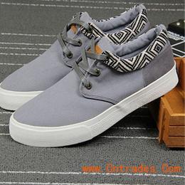 河南 物优价廉  舒适 学生韩版帆布鞋生产厂家