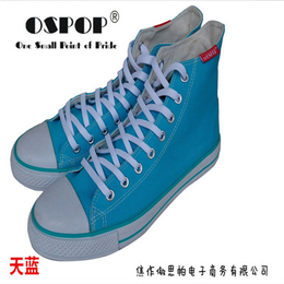 经典高帮 韩版鞋 运动 跑鞋 平底鞋 舒适 厂家直销