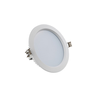 6寸LED筒灯外壳 私模LED筒灯外壳