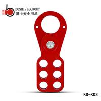 BD-K03六连搭扣锁钢制锁勾65375Master安全搭扣