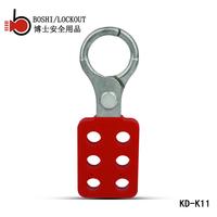 BD-K11六连搭扣锁铝制锁勾防火花铝制搭扣锁