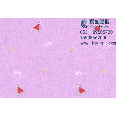 韩华幼儿园卡通pvc塑胶地板厚度及规格