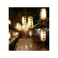 南京大排档灯笼  酒店装修灯笼  防雨灯笼