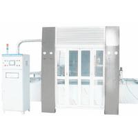 理石器喷漆机 水包水自动喷漆机 装饰保温板设备