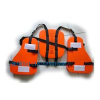 三片式成年人救生衣CCS船用三片式救生衣水上运动救生衣