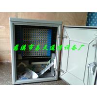 厂家直销144芯壁挂式SMC光缆交接箱  质量保证