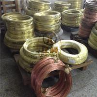 H62黄铜线 国标黄铜线 打铆钉专用黄铜线 优质黄铜线