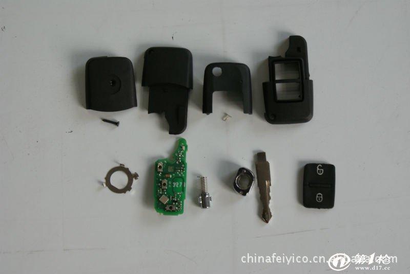 供应汽车配件 大众宝来/雷诺汽车遥控器 电子锁 遥控锁
