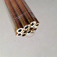 H70黄铜管 厚壁黄铜管 国标黄铜管 黄铜套厂家 黄铜管材