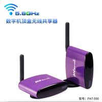 帕旗厂家直销 AV Sender 无线影音收发器技术信号稳定