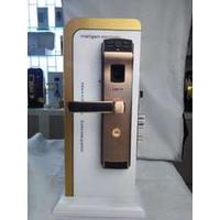 家用指纹密码锁 智能电子门锁  厂家直销