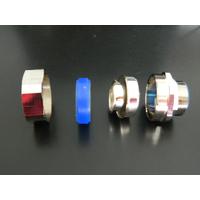 福莱通铜镀镍连接器  六方螺母铜接头  造工精细 质量一流