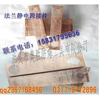 厂家生产Ex-ASFB58法兰静电跨接线法兰静电跨接片临沂