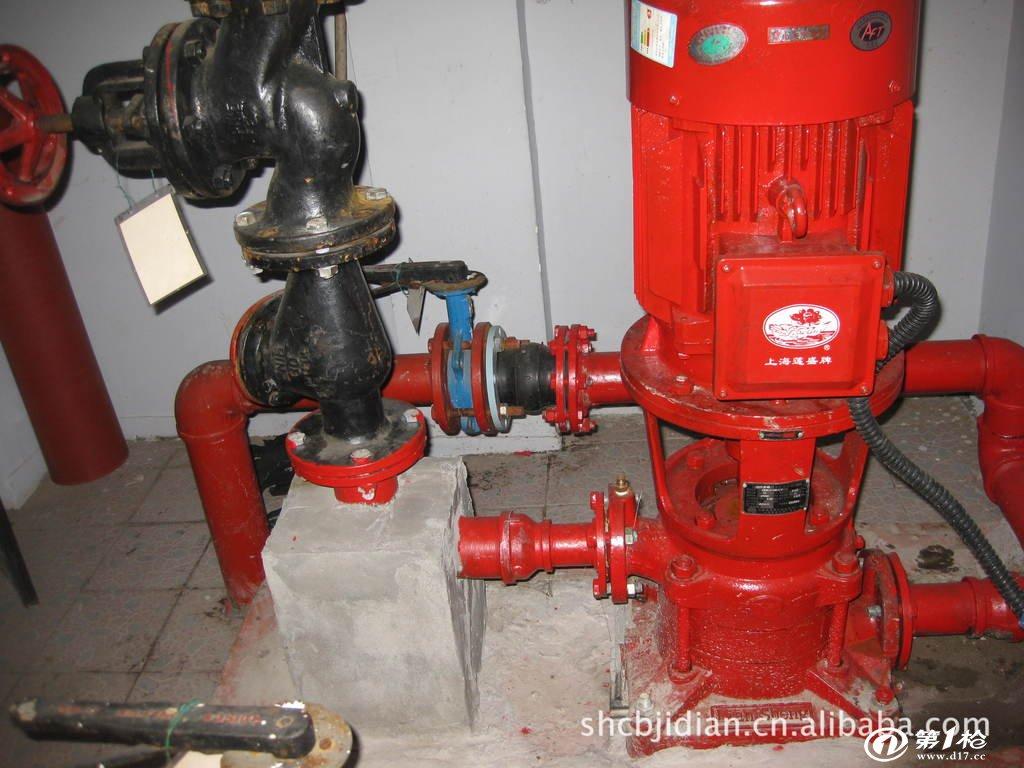 空调水泵电气接线图解