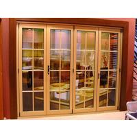 铝包木门 高端可定制平开木门