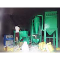 PVC标签纸商标纸磨粉机专业为效率