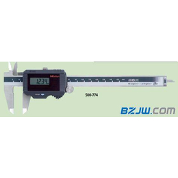 供应日本三丰尘水防护等级达到IP67的数显卡尺500-774