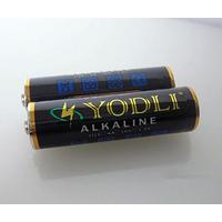 5号电池AA碱性优迪力厂家生产1.5V家用LR6干电池
