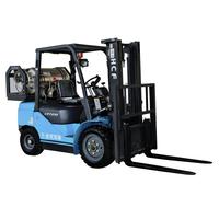 安徽合叉叉车cptd35 液化天然气液力平衡重式叉车