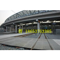 P60铁路道口板   2.2延米橡胶道口板  道口板厂家