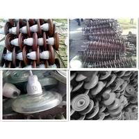 绝缘子回收厂家 鼎盛电瓷 安徽电力瓷瓶回收