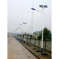 陕西太阳能路灯厂家直供