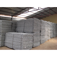 供应厂家直销石笼网 重型六角网 雷诺护垫 电焊石笼网