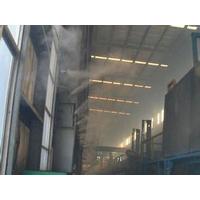 喷雾加湿除尘选用东荣微雾加湿器