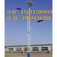 大同太阳能路灯杆价格表