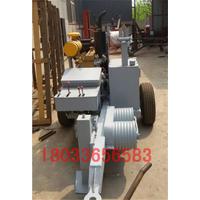 导线施放 专用液压牵引机 60KN 6T牵引机 液压牵引机
