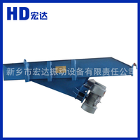 宏达GZG-80槽式电机振动给料机 电机功率0.8kw
