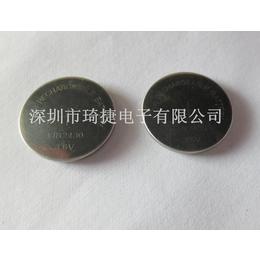 LIR2430纽扣电池3.6V可充电电池-70mAh