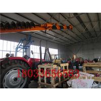 吊车挖坑两用途机 挖坑立杆一体机 拖拉机挖坑吊车机