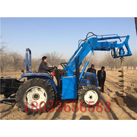 拖拉机挖眼机 冻土专用挖坑机电线杆挖坑机 验付款货
