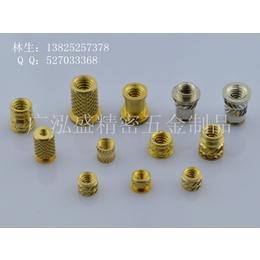 M1.4手机螺母_塑胶件专用铜螺母